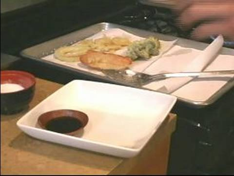 Quick & Easy Traditional Japanese Food : Sauce for Vegetable Tempura
