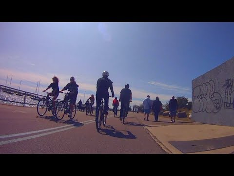 Waterfront Trail (West) - Toronto Cycling Tour