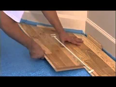 Kahrs Hardwood Flooring Installation Video   Kährs