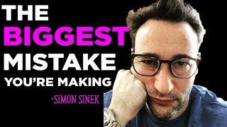 Inside the brilliant mind of Simon Sinek