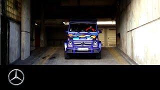 Mercedes-Benz G-Class: Strong Stories | Two Master Artists