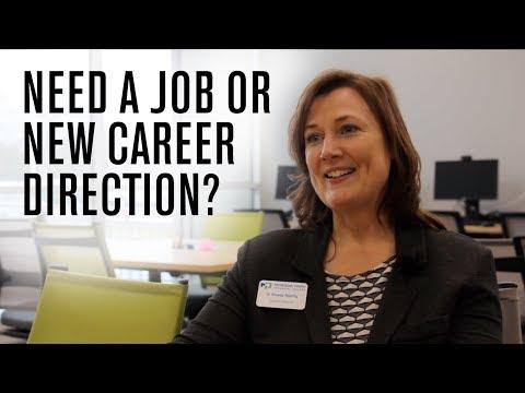 Moraine Park's Career Employment Center
