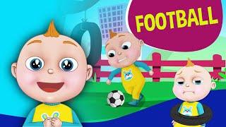 Football Episode   TooToo Boy   Cartoon Animation For Children   Videogyan Kids Shows