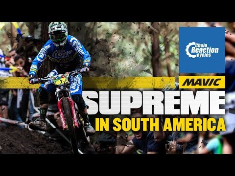 Team CRC Mavic: Supreme in South America