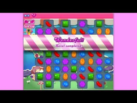 Candy Crush Saga Level 65 [new with 40 moves]