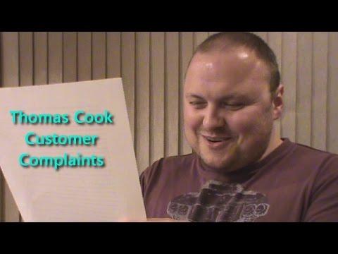 THOMAS COOK CUSTOMER COMPLAINTS