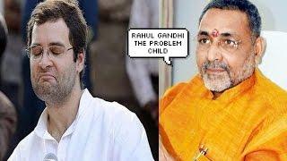 Rahul Gandhi really a DUMB fellow | The Best JOKE Ever...Enjoy !!!!!
