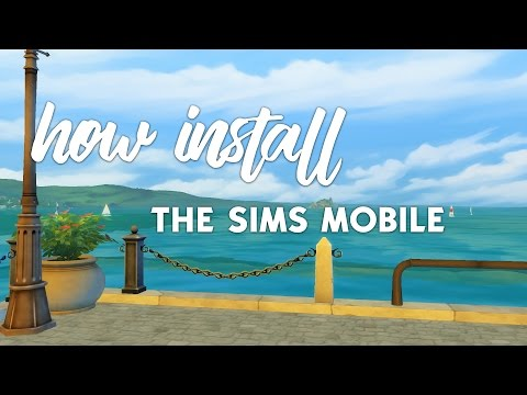 How to install The Sims 4 mobile on your PC