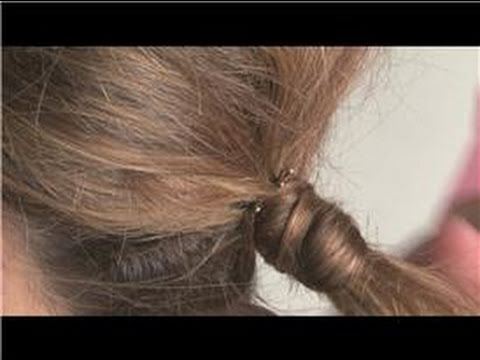 Curly Hair Styling : How to Style Curly Hair for School