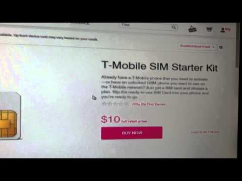 T-Mobile Charges me $10 to get New Sim Card for My Iphone 5 (Lame Complaint Vid)
