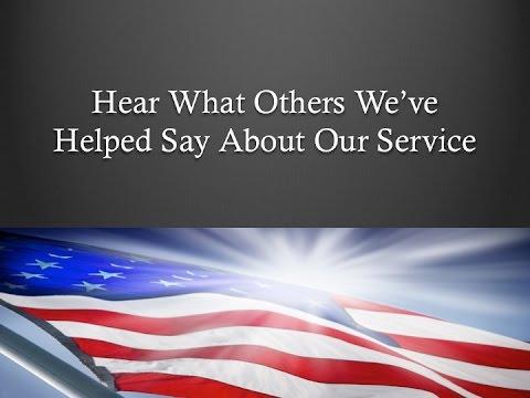 VA Aid and Attendance Benefits -- War Veteran's Association Client Testimonials