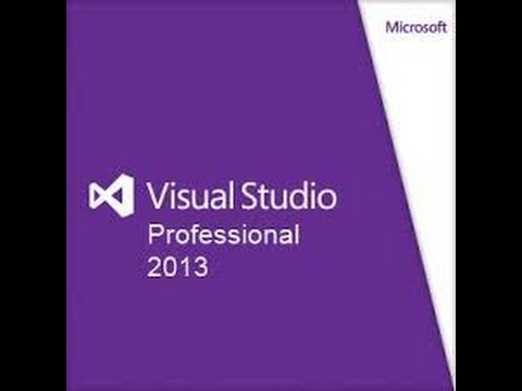 How to download Visual Studio 2013 Professional Full For Free