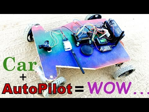 How to make a RC SMART CAR with a AUTOPILOT Flight Controller