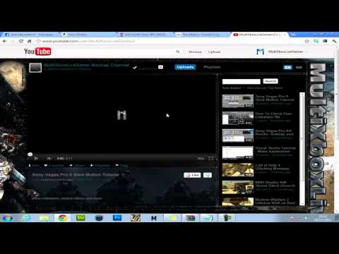 How to get the old YouTube layout back (2011) (Update)