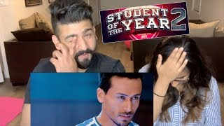 Download Student of the Year 2 Trailer Reaction | Tiger Shroff | Tara | Ananya|| RajDeepLive Video