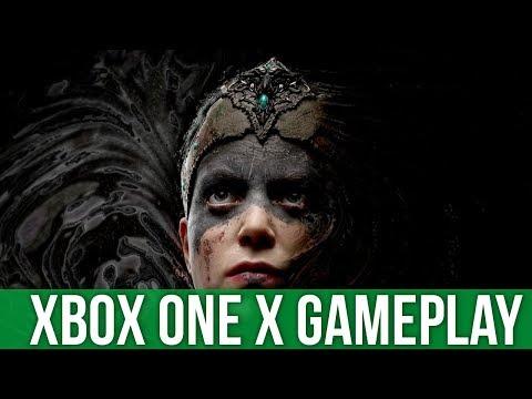 Hellblade Senua's Sacrifice - Xbox One X Gameplay (Gameplay / Preview)