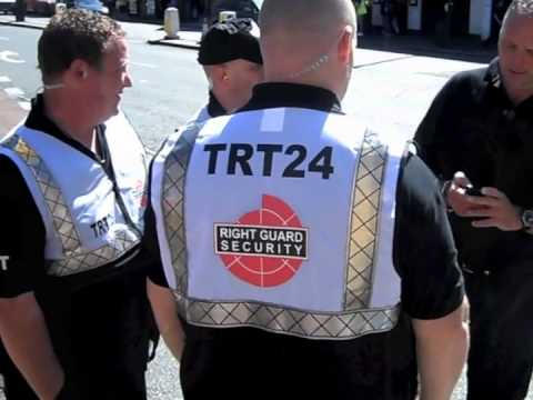 Right Guard Security   Crowd Management