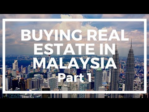 Buying Foreign Real Estate in Malaysia: My Experience #1