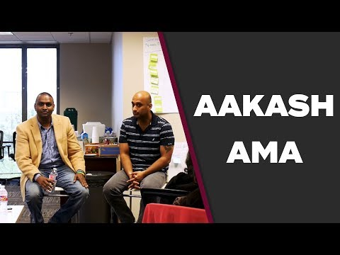 Aakash - Certified Scrum Trainer (CST) AMA