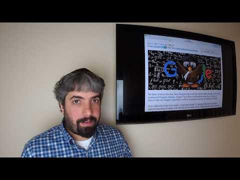 Google Algorithm Update & Mobile First Index, Sentiment Factors & Danny Sullivan Joins Google