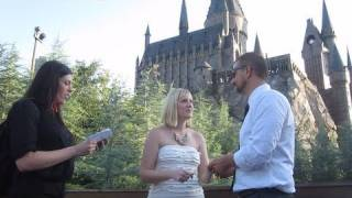 Getting Married At Hogwarts!!! (6.3.11)