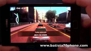 Fast & Furious 5 HD per Android by batista70phone.wmv