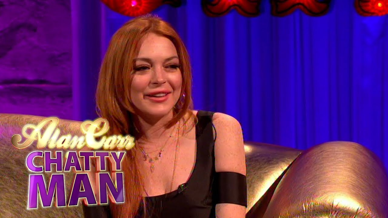 Lindsay Lohan | Full Interview | Alan Carr: Chatty Man