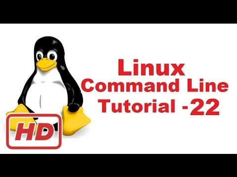 [Linux Command Line Tutorial] Linux Command Line Tutorial For Beginners 22 -  useradd command (Crea