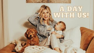 A day in the life with the Stewart Fam!
