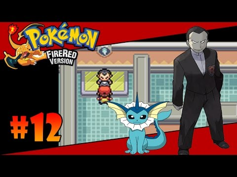 VAPOREON DE HELD - Pokemon Fire Red #12