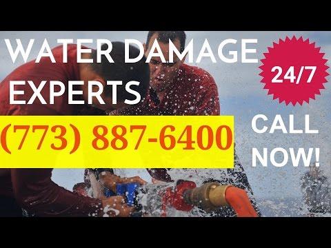 Chicago Water Damage Restoration (773)887-6400 - Best Service