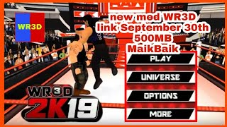 WR3D 2K19 BY MIKE TEXTURES Videos - 9videos tv