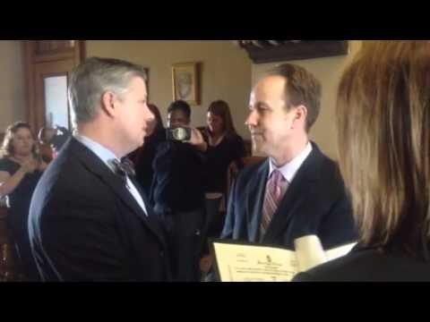 Greg McNeilly and Doug Meeks' wedding