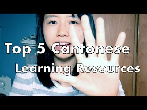 🇭🇰 TOP 5 (FREE) CANTONESE LEARNING RESOURCES @0@ !