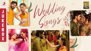 Wedding Songs Jukebox   Wedding Dance Songs   2021 Dance Songs   Tamil Dance Songs   Latest Songs