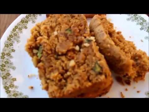 AmAzINg VEGAN Zucchini Bread Recipe