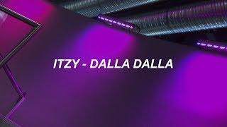 Download ITZY ″달라달라(DALLA DALLA)″ Easy Lyrics Video