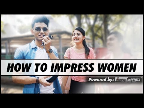 How To Impress a Woman | GREAT First Impression Tips To Attract Girls | Mayank Bhattacharya