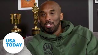 In Kobe Bryant's final interview he shared his future plans with USA TODAY   FULL INTERVIEW