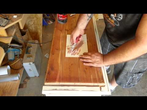 Best wood filler! For painted surfaces..