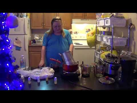 Candle Making 101- How I test my fragrance oils part 3