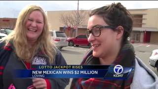 2 Million Powerball Ticket Sold In Nm