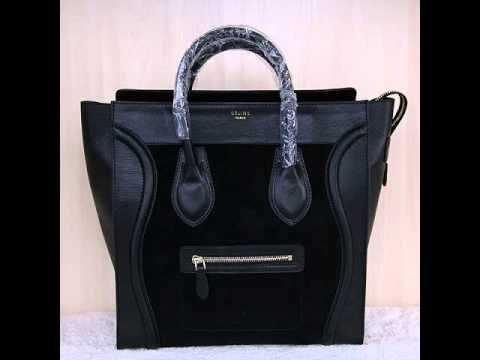 Celine Luggage Smile Bag 2012 collections