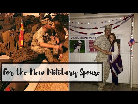 Advice For New Military Spouses - What I'VE Learned!