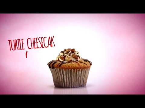Oh My Cupcakes!: Turtle Cheesecake