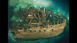 Scientists Just Discovered 500-Year-Old Sunken Warship That May Be Cursed