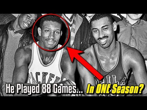 3 More Unbreakable NBA Records That You've NEVER Heard Of
