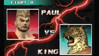 Paul Tekken 3