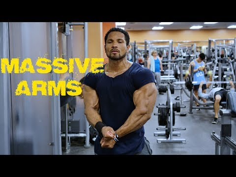 GROW YOUR ARMS--FEEDER WORKOUT- MUSCLE IMBALANCES