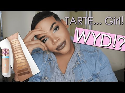 DEAR TARTE & Other White Washed Brands (Shape Tape Foundation)   HeFlawless